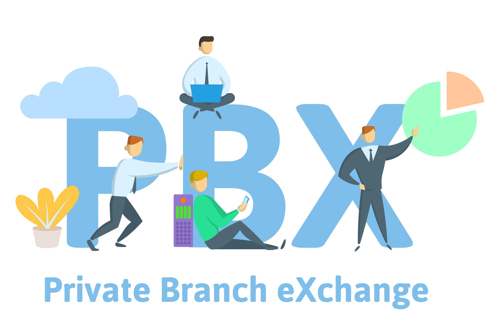 クラウドPBXと従来型PBXとの違い
