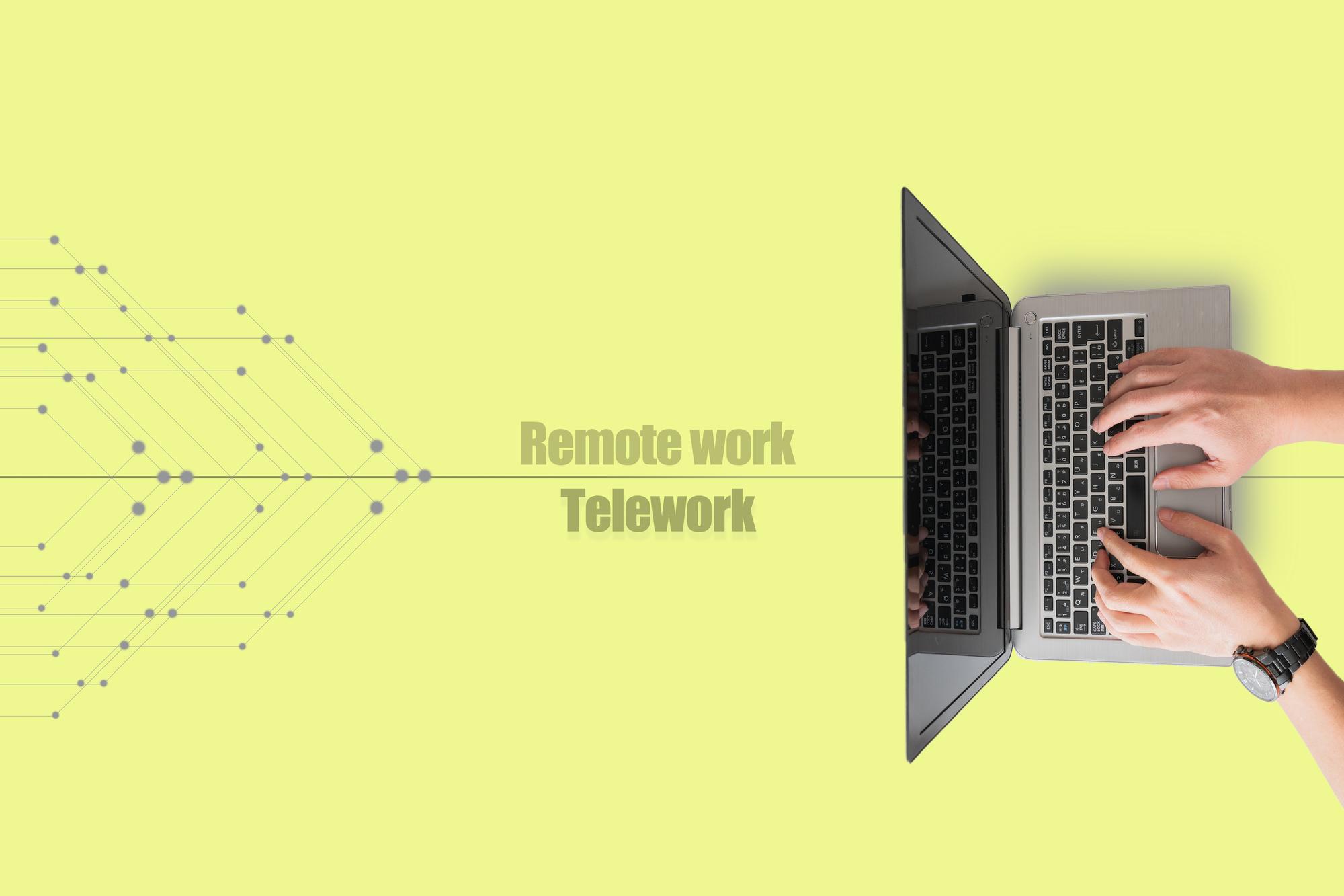 テレワーク導入における課題と解決のポイントを解説!成功事例も紹介