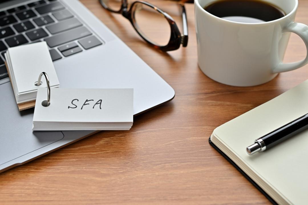 SFAツールを営業現場で受け入れてもらうために! 伝えるべき魅力とは